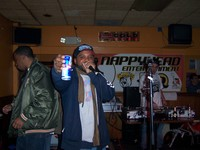 Highlight for Album: Kings of the Iron Mic 12/9/05 MC Battle